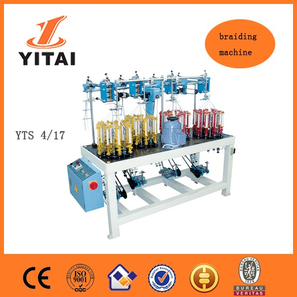 High Speed shoelace braiding machine