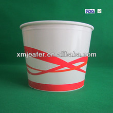 Disposable paper KFC fried chicken bucket