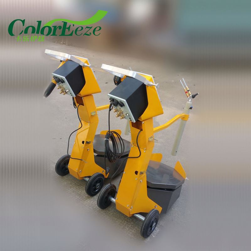 CLE-2EM Portable Automatic Electrostatic Powder Coating Spray Gun Machine