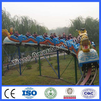 Electric toy train animal type ride for theme park
