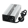 48V/58.4V/54.6V Lithium/LiFePo4/Li-Mn Electric Bike Battery Charger
