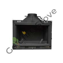 Cast Iron Wood Burning Stove Insert