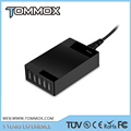 8A 5 Port USB Wall Charger Power Adapter for iPhone5 4s Samsung HTC ipad