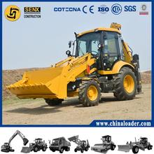 Earth moving Machinery SENX B877 Backhoe Loader for Sale