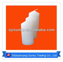 Long Burning White Candle with high quality