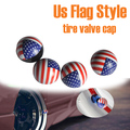 BYC USA Dust Cap Tire Valve Cap Auto Parts Accessories