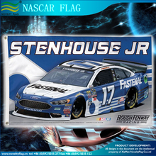 Ricky Stenhouse Jr. flags nascar flag Ricky Stenhouse Jr car flags Ricky Stenhouse Jr. scarf for nascar