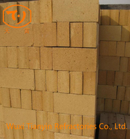 Hot Sale Fire Resistant Refractory Fire brick For Fireplaces