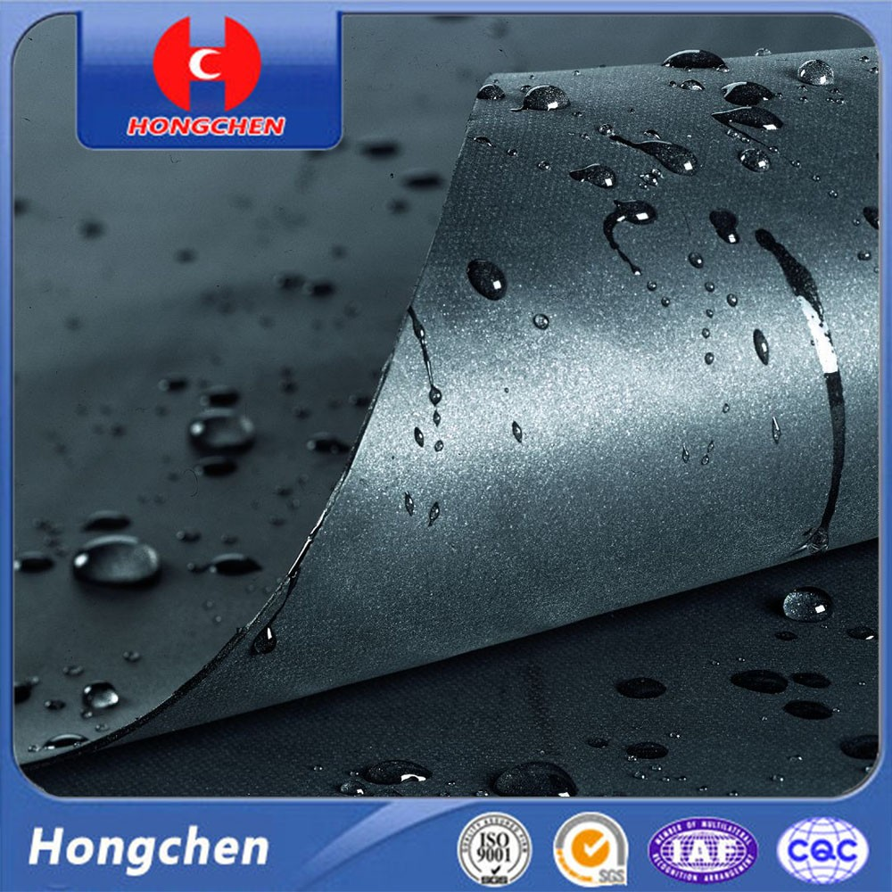 Eva,Hdpe,Lldpe,Pvc,Ldpe Material And Geomembranes Type Black Hdpe Plastic Sheet Geomembrane