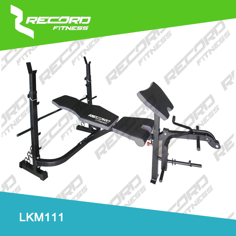commercial gym professhional weight bench/ fitness equipment weight lifting bench