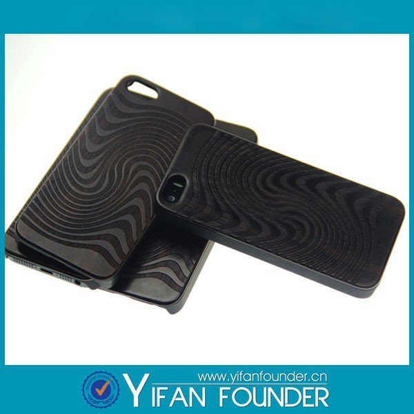 Custom High quality wood PC hard phone Case For iPhone 5 5s buy
