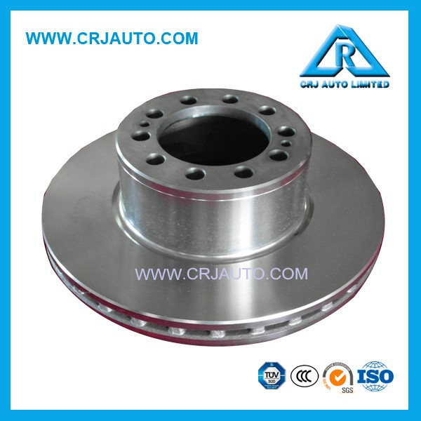 Truck and Trailer Semi-Trailer Brake Drum, hub, Rotor