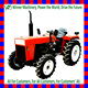 Tractor you need! MF 50HP 4x4 agricultural farm tractor made in china