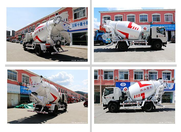 Wholesale products china Sitom brand concrete cement mixer truck