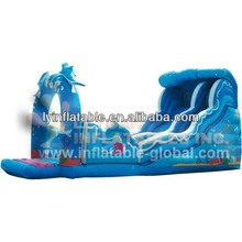 Commercial Inflatable Water Slide ce 14960