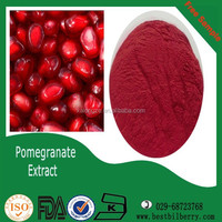 Natural Pomegranate seed extract powder