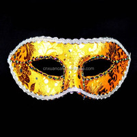 Knight half face Venetian masquerade mask for man for party