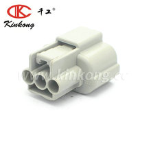 3 way female sealed auto connector for NISSANS