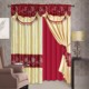 Single Jacquard Curtain Fabrics Turkey With Turkish Curtain Fabric Design For Salon