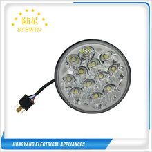 Super bright led driving light 18w 24W 27W 36W 48W led work light , IP68 floodbeam, for 4wd car
