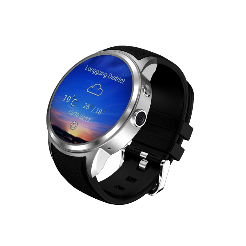 MTK6580 Quad Core Android Os 5.1 Smart Watch Android Mobile Phone, IPS Screen Sim Card 3G WiFi Bluetooth Mobile Phone