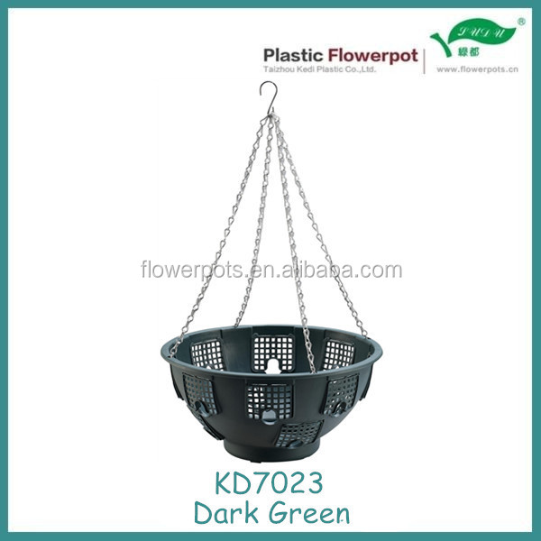 KD7023 wire hanging flower baskets