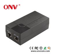 Passive PoE Injector Splitter over Ethernet Adapter For IP Camera LAN Network POE adapter