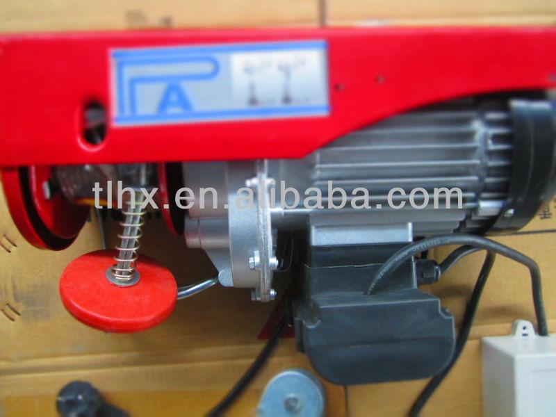Paranco telecomando senza fili verricello macchina di for Paranco elettrico telecomando senza fili