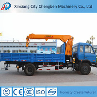 Durable Working Function Log Trucks with Loaders for Sale