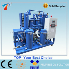 Vacuum oil dryer machine to purify Used cooking oil to produce biodiesel with UCO production 600Lt/h