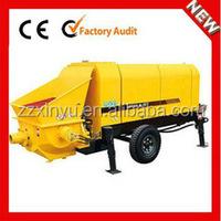 HBT Series Electric trailer concrete pump