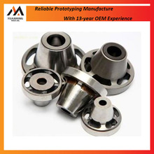 Auto spares parts polishing high-precision CNC machining motor part
