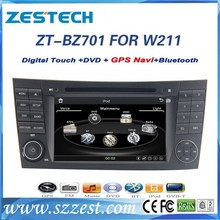 ZESTECH car dvd for Mercedes-Benz E-Class W211/CLS W219/CLK W209 autoradio gps