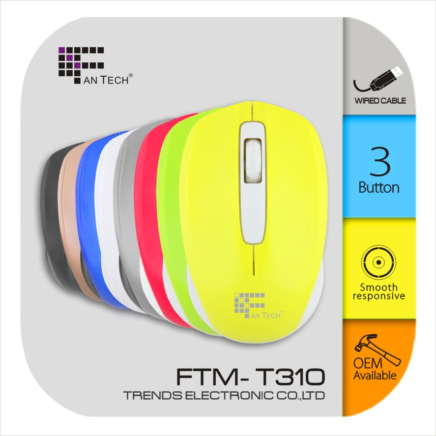 Excellent quality computer optical mice low cheap price wired mouse