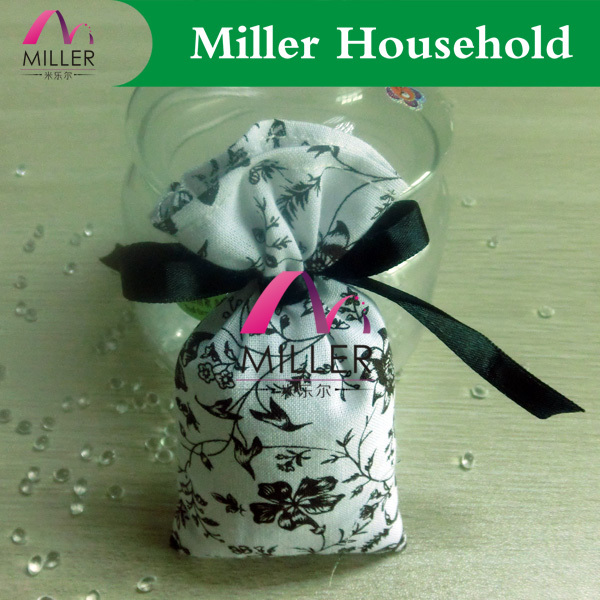 Hot Selling Linen lavender Aroma Beads Scented Bag