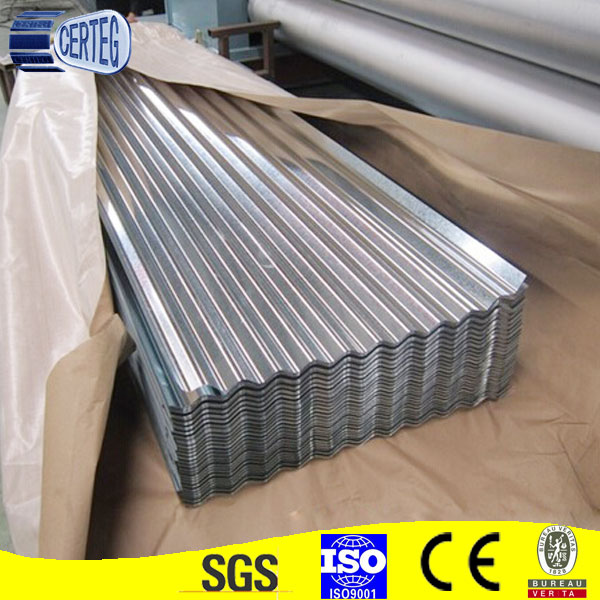 Zinc Corrugated Galvanized Steel Fence Panels Roofing Sheet