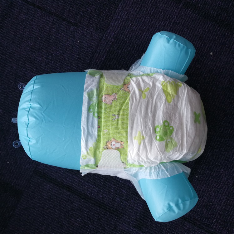 Cheap Soft Cotton 3D Printing Mommy Love Baby Diaper