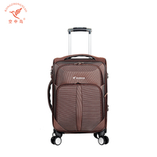 lightweight newest design 24 inch trolley suitcase japanese luggage brand