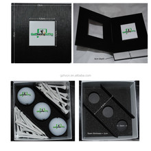 Golf Gift Box to contain balls and tees