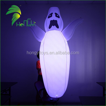 Lighting Inflatable Halloween Ghost for Decorative