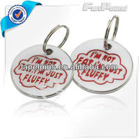 Epoxy Domed Novelty Pet Tags