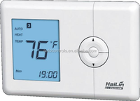 A3918 3 heat 2 cool stages Weekly Programmable Wireless Thermostat US standard