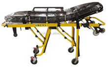 YSC-13 Emergency Ambulance Stretcher With Automatic Loading