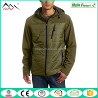 2017 New Style Waterproof Outer Hooded