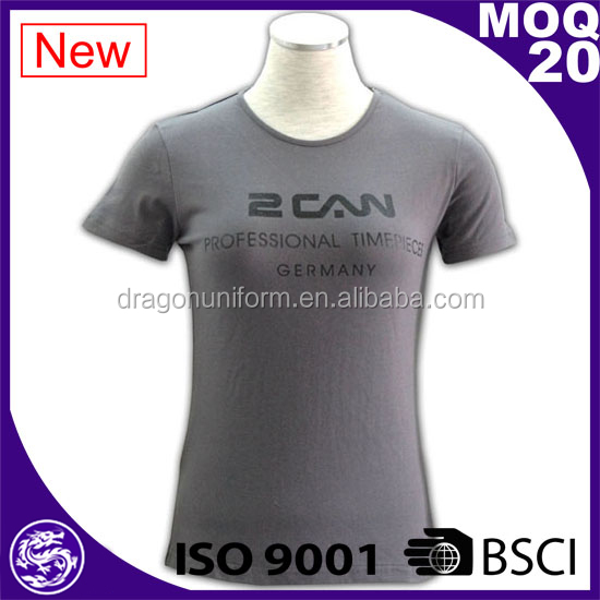 Women Breathable Fabric Makes Running t shirt Custom t shirt for women casual