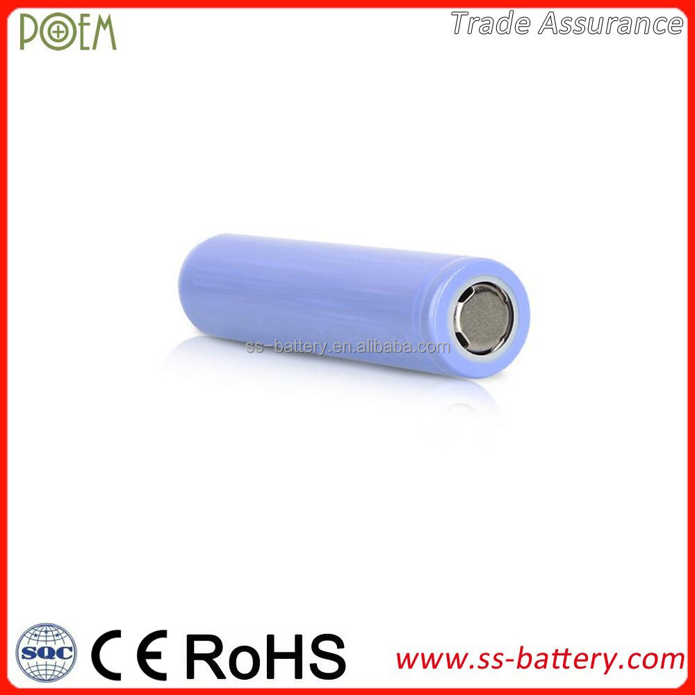 CE approved 3.7V cylindrical lithium ion battery for sony xperia sola mt27i