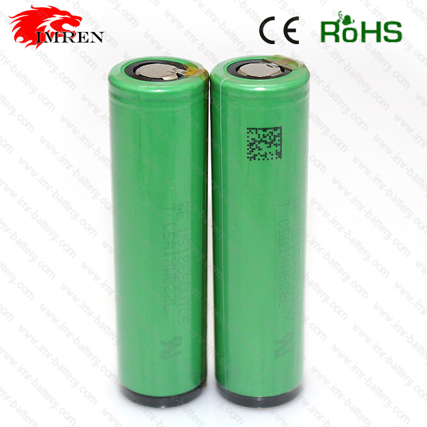 Original VTC5 18650 Battery 30A Discharge 2600mah High Power Battery Cell with PCB