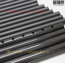 High quality carbon fiber poles pipes replace pvc pipe