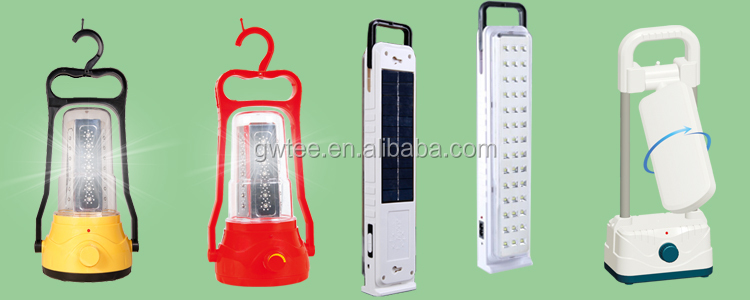 Rechargeable led housing emergency lights