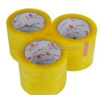 Adhesive BOPP tape for carton packing